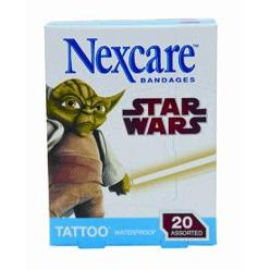 Nexcare Bandages Star Wars