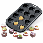 Nonstick Petite Heart Muffin Cake Pan
