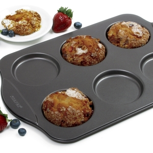 Nonstick Puffy Muffin Crown Pan