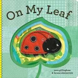 On My Leaf: Finger Puppet Book