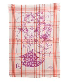 One and a Half Dish Towel