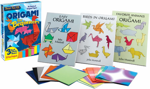 Origami for Beginners Kit