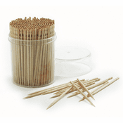 Ornate Bamboo Toothpicks