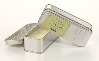 Oscar Wilde  3.5 2-Wick Travel Tin Candle