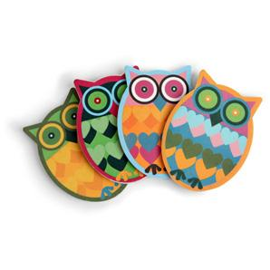 Owl Emery Board