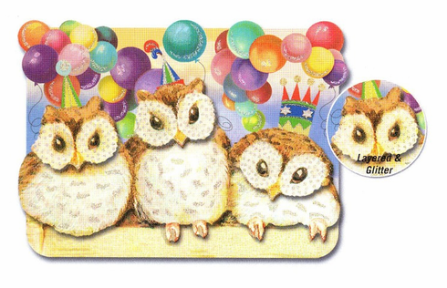 OWLS - BIRTHDAY