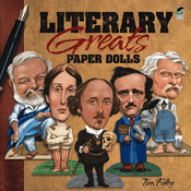 Paper Dolls: Literary Greats