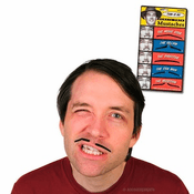 Pencil Thin Mustaches