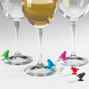 Perch Wine Glass Charms