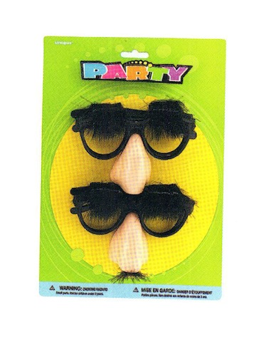 Perfect Disguises Party Favors