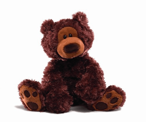 Philbin Chocolate Bear 13""