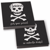 Pick Your Poison Beverage Napkins