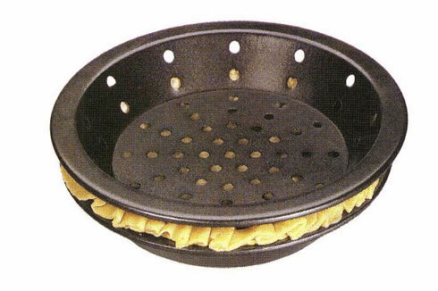 Pie Pan and Crust Shield Set