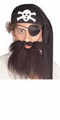 Pirate Beard & Moustache Set
