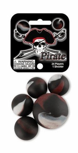 Pirate Marbles
