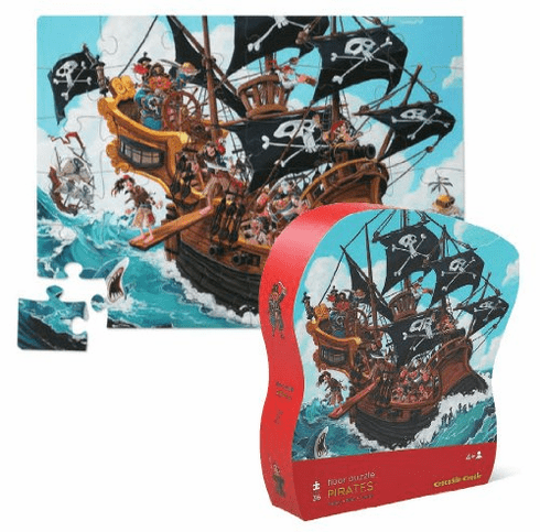 Pirates Floor Puzzle 36pc
