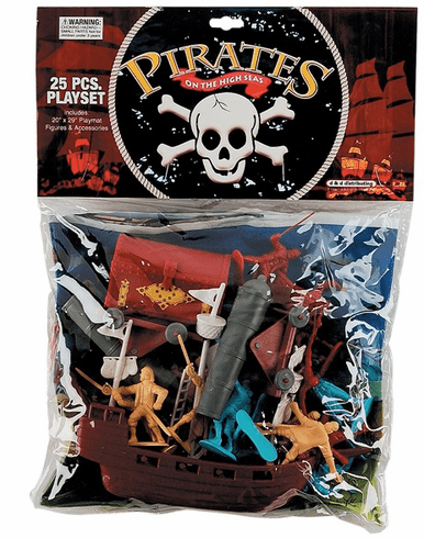 Pirates on the High Seas Playset