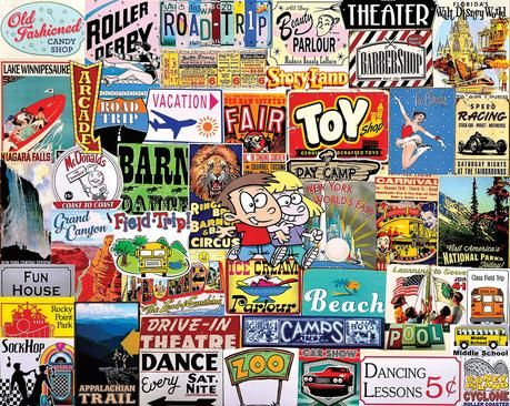 Places I Went To As A Kid