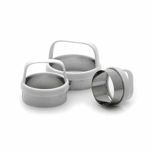 Plain Biscuit / Cookie Cutter Set