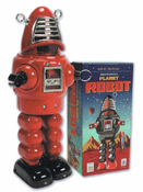 Planet Wind-Up Robot
