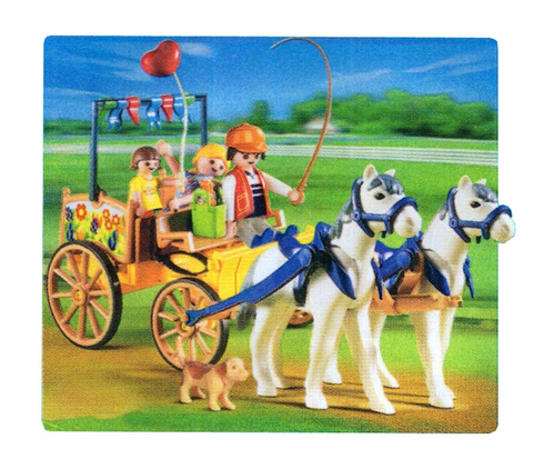 Playmobil 4186 Horse and Carriage