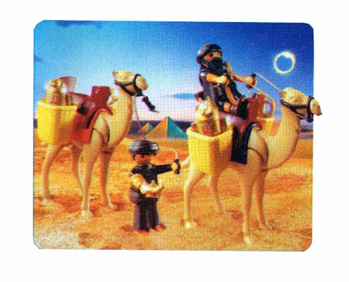 Playmobil 4247 Two Robbers with Camels