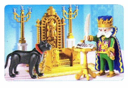 Playmobil 4256 Royal with Throne