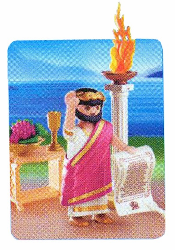 Playmobil 4277 Greek