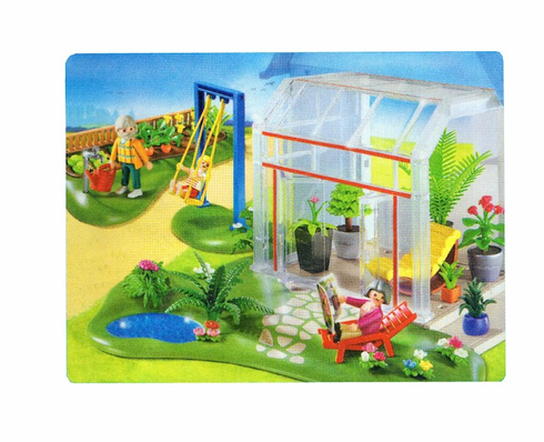Playmobil 4281 Sunroom