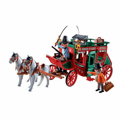 Playmobil 4399 Express Stagecoach