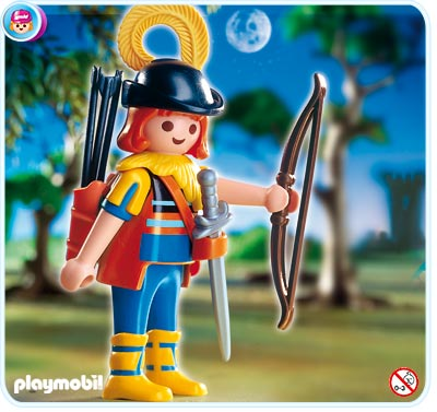 Playmobil 4672 Archer