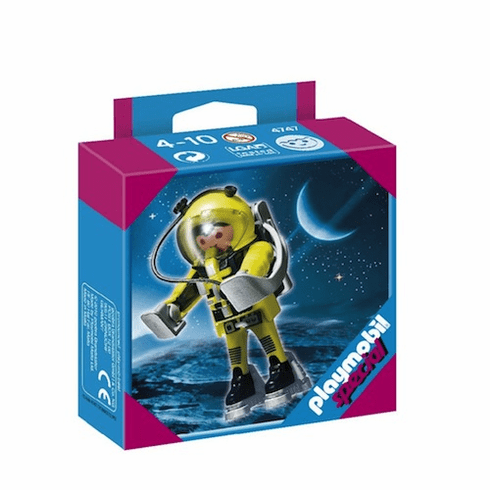 Playmobil 4747 Yellow Astronaut