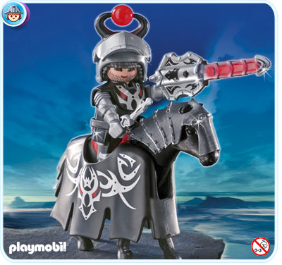 Playmobil 4841 Dragon Knight with LED Lance