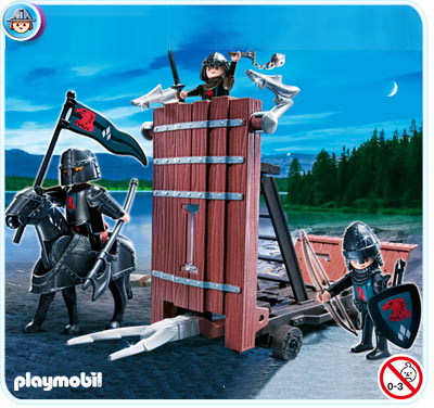 Playmobil 4869 Falcon Knights' Battering Ram