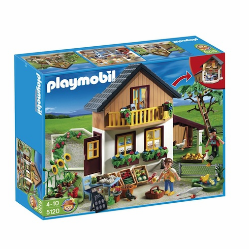 Playmobil 5120 Farm House with Market
