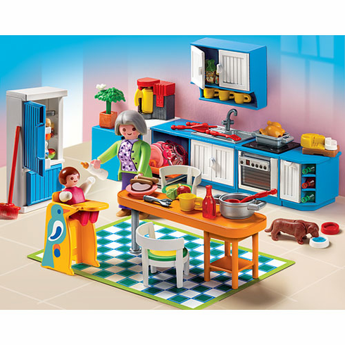 Playmobil 5329 Grand Kitchen