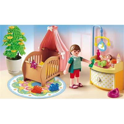 Playmobil 5334 Baby Room with Mobile
