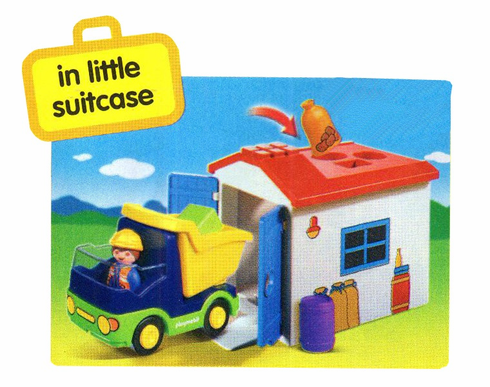 Playmobil 6759 Tool Shed