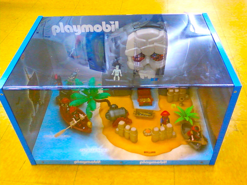 Playmobil Display Case