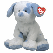 "Pluffies 10"" Love to Baby Blue Puppy"