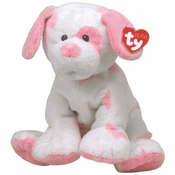 "Pluffies 10"" Love to Baby Pink Puppy"