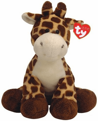 "Pluffies 10"" Tiptop the Giraffe"