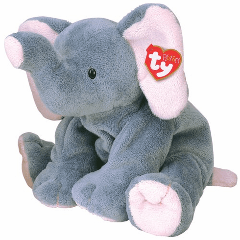 Pluffies Winks the Elephant