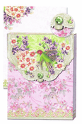 POCKET NOTEPAD HUMMING BIRD