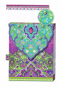 POCKET NOTEPAD JEWELED