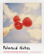Polaroid Notes: 20 Different Notecards and Envelopes