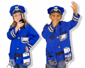 Police Officer Play Set