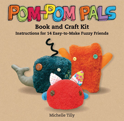 Pom-Pom Pals Craft Kit
