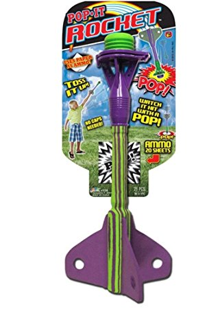 Pop-It Rocket