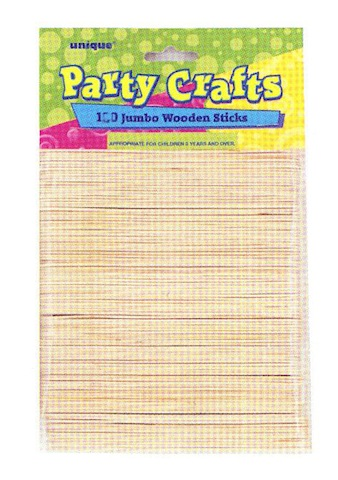 Popsicle Sticks 100 ct.